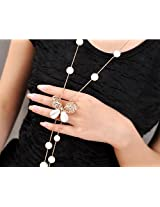 Ananth Jewels Metal Strand For Women( Gold)