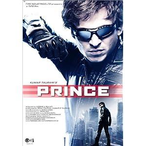 Prince (New Thriller Hindi Film / Bollywood Movie / Indian Cinema DVD/Action/Vivek Oberoi)