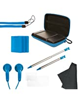 DreamGear Nintendo 3DS 11-In-1 Starter Pack (Blue)
