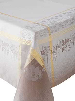 Garnier-Thiebaut Perce Neige Tablecloth (Plume)
