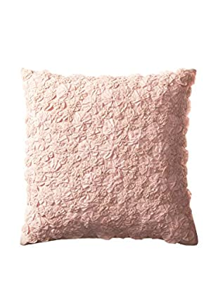 Shades of India All Over Daffodil Pillow Cover, Blush