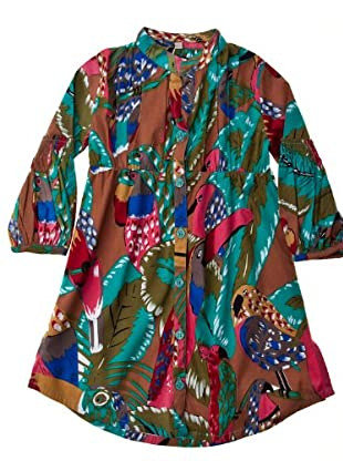 Almatrichi Vestido Amis (Multicolor)