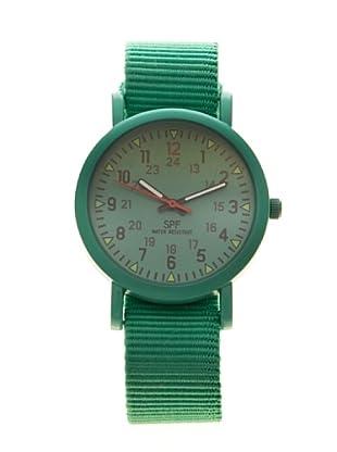 Springfield Reloj Nylon (Verde)