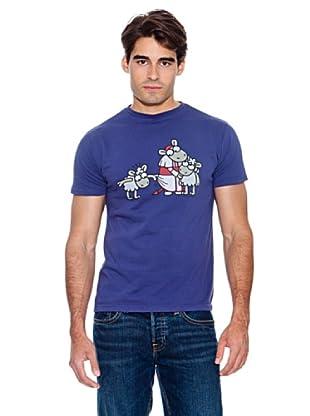 Kukuxumusu Camiseta Kolita (Violeta)