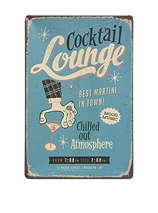 LO+DEMODA Panel Decorativo Cocktail Lounge