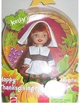 Kelly Happy Thanksgiving Kerstie Doll From Mattel