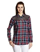 Pepe Jeans Women's Button Down Shirt