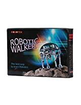 Robotic Walker Making Kit. Robotics Do It Yourself Kit . Working Model . Educational Learning Toy . School Project . Physics Electronics Science Activity Kit . Gift for Students . DIY . Birthday Gift