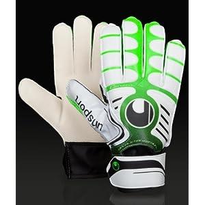 UHL Sport Cerberus Hardground SL Goalkeeper Gloves