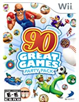 Family Party: 90 Great Games Party Pack (Nintendo Wii) (NTSC)