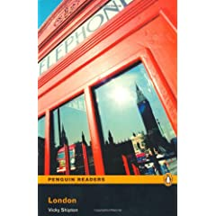 London CD Pack (Book &  CD) (Penguin Readers (Graded Readers))