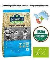 Nimble Organics Brown Sugar 1 Kg