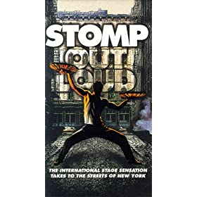 Stomp Out Loud [VHS] [Import]