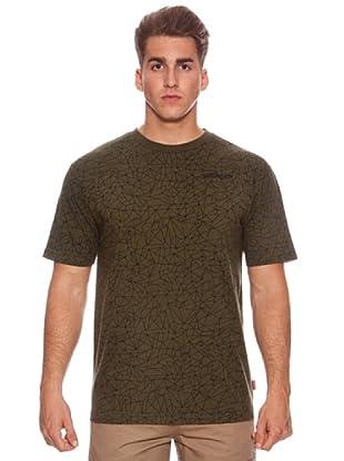 One Industries Camiseta Dementia (Verde)