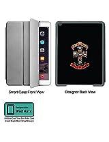 Universal Music Officially Licensed Guns n Roses -Appetite for Destruction Tablet Designer GRAY SMART CASE for APPLE IPAD AIR2