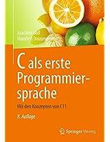 C als erste Programmiersprache: Mit den Konzepten von C11