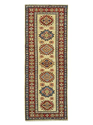 Kalaty One-of-a-Kind Kazak Rug, Beige, 1' 11
