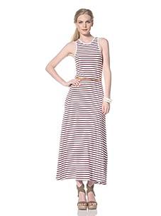 DV by Dolce Vita Women's Tilda Dress (Red/White)