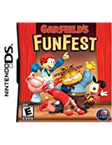 Garfield Fun Fest - Nintendo DS