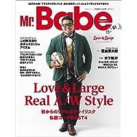 Mr.Babe 2016年Vol.1 小さい表紙画像