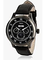 I501 Silver/Black Analog Watch Timex