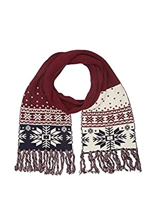 Hackett London Bufanda Lana Snow Flake Knit