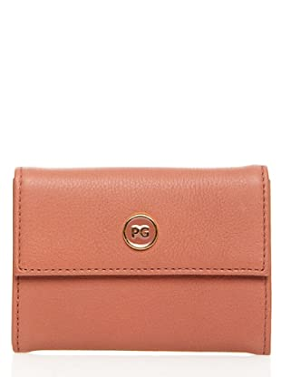 Purificación Garcia Double Little Wallet rosa