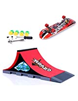 Imported Mini Skateboard and Ramp Accessories set A#