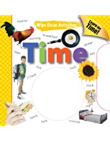 Wipe Clean Activities: Time (Write & Wipe Books)