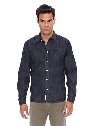 Pepe Jeans London Camisa Kilburn (Vaquero)