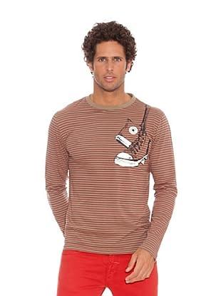 Converse Camiseta T-Tood (Caqui)