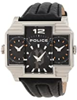 Police Analog Black Dial Men's Watch - PL13088JS-02