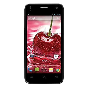 Lava Iris X1 (Black, 16GB)
