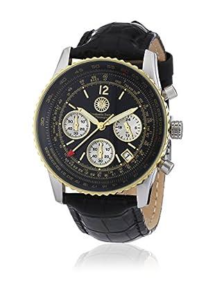 Constantin Durmont Reloj de cuarzo Unisex CD-AIRC-QZ-LT-STGD-BK  40 mm