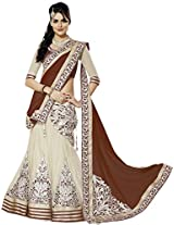 SVM Multicolor Embroideried Lengha Choli-For Woman