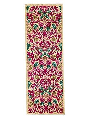 Darya Rugs Arts & Crafts Rug, Ivory, 2' 7