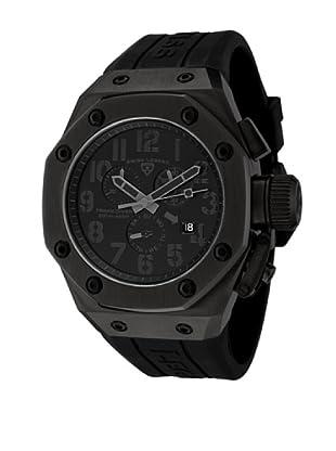 Swiss Legend Reloj Cronógrafo Trimix Diver Negro