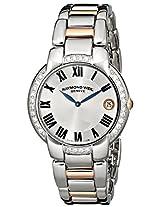Raymond Weil Women's 5235-S5S-01659 Jasmine Two-Tone Stainless Steel Watch