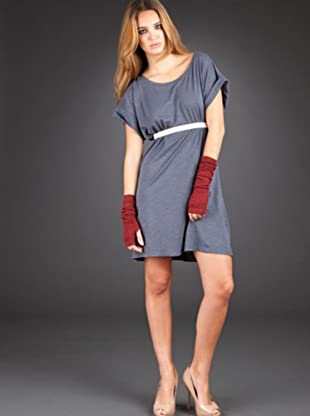 American Vintage Vestido Jacksonville (Azul)