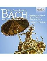 C.P.E. Bach: Hamburg Symphonies