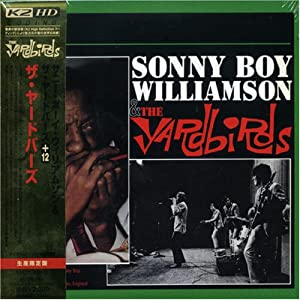 Sonny Boy Williamson & The Yardbirds +12