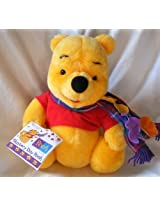 "Blustery Day Pooh 13"" Plush Bear"