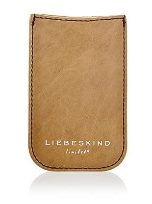 Liebeskind Berlin Funda Móvil  Leather (Beige)