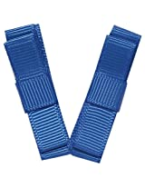 NeedyBee Blue Double Deck Clip - Pack of 2