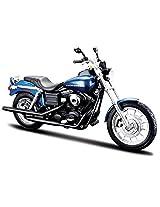 Maisto Harley Davidson 2004 Dyna Super Glide Sport 1:12 Die-Cast Bike Model
