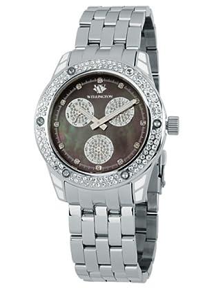 Wellington Damen-Armbanduhr Mataura Analog Edelstahl WN507-121A