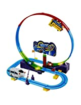Catterpillar Automatic Track Racer Toy Train Kit
