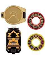 Power Rangers Super Samurai Black Box Morpher