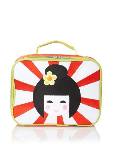 Cocolime Ruby Lunchbox, Red
