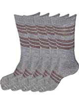 Alfa Jwala MultiColor Men's Winter Socks - Pack of 5
